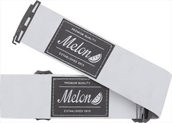 Melon Ski/Snowboard Goggle Strap, One Size White