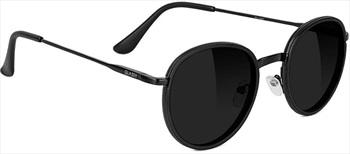 Glassy Sunhaters Lincoln Premium Polarized Sunglasses, Matte Black