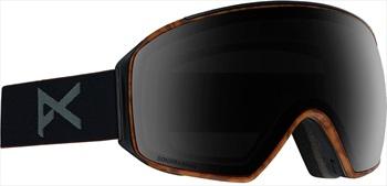 Anon M4 Toric Sonar Smoke Ski/Snowboard Goggles, M/L MFI Tort