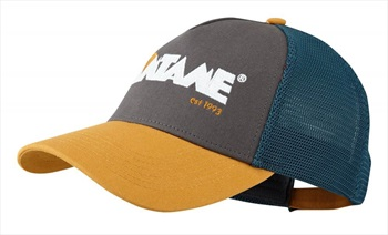 Montane Basecamp Hat Coolmax Trucker Cap, One Size Inca Gold