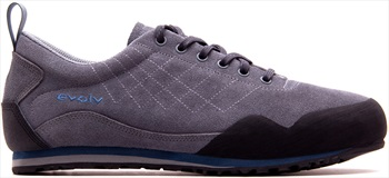 Evolv Womens Zender Approach Shoes, UK 7.5 Shadow