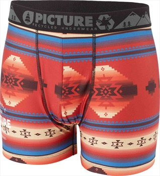 Picture Mens Boxer Shorts, S Arizona Geometric