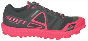 Scott Supertrac RC Women's Trail Running Shoes, UK 5.5 Black/Pink
