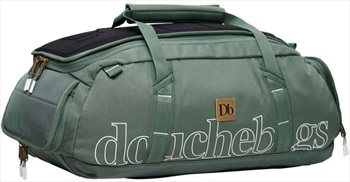 Douchebags The Carryall Backpack Duffel Bag, 40L Green