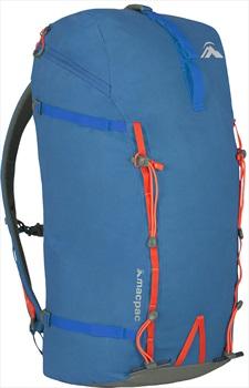 Macpac Pursuit 40 Alpine Mountaineering Backpack/Rucksack S2 Mykonos