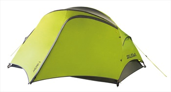Salewa Micra 2 Tent Lightweight Backpacking Shelter, 2 Person Cactus