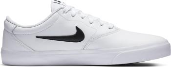 Nike SB Adult Unisex Charge Premium Trainers/Skate Shoes, Uk 8.5 White/Black