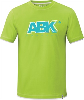 ABK Adult Unisex Goody T-Shirt, L Chartreuse