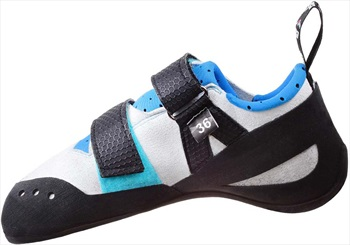 EB Mojo Rock Climbing Shoe, UK 5.5 | EU 39 Blue/White