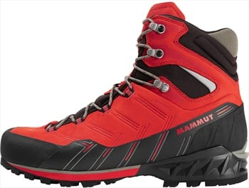 Mammut Kento Guide High Gore-Tex Hiking Boots, UK 10 Spicy/Black