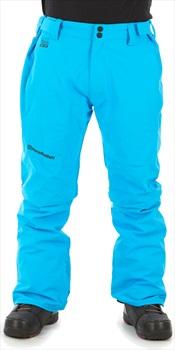 Horsefeathers Spire Ski/Snowboard Pants, L Blue
