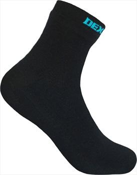 DexShell Ultra Thin Waterproof Socks, UK 3-5 Black