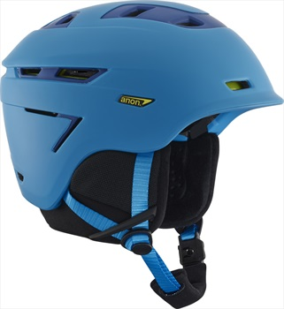 Anon Echo MIPS Ski/Snowboard Helmet, XL Blue