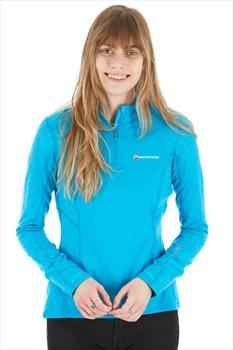 Montane Katla Pull-On Women's Running Top, S Blue