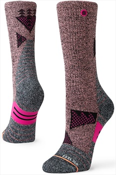 Stance Granite Trek Crew Walking/Hiking Socks, S BHT
