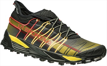 La Sportiva Mutant Trail Running Shoes, UK 10 | EU 44.5 Black