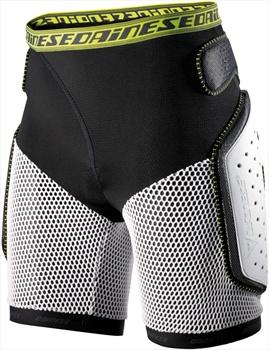 Dainese Action Evo Snowboard/Ski Impact Shorts M Black/White