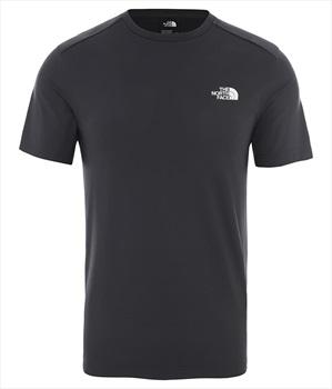The North Face Lightning Short Sleeve T-Shirt, XL Asphalt Grey
