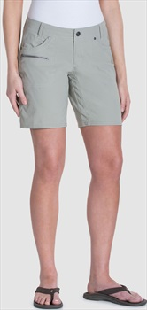 Kuhl Kliffside Air Roll-Up Short Women's Hiking Shorts, UK 12 Khaki