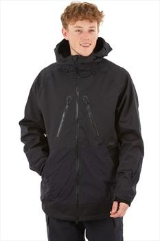 thirtytwo Mullair Ski/Snowboard Jacket, S Black