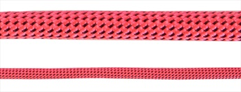 Black Diamond 8.9 Dry Rock Climbing Rope - 50m, Ultra Pink