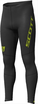 Scott RC Run Men's Tights/Leggings, XXL Black/Yellow