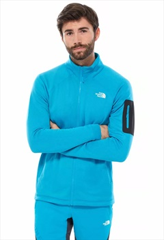 The North Face Impendor Powerdry Technical Fleece Jacket, S Blue