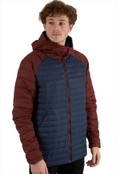 Flylow General's Insulated Down Midlayer Hooded Jacket L Madeira/Pluto