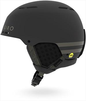 Giro Emerge MIPS Ski/Snowboard Helmet, L Matte Black/Olive