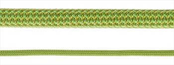 Mammut Infinity Dry Rock Climbing Rope, 30m X 9.5mm Pappel Limegreen