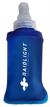 Raidlight EazyFlask Pocket Collapsible Water Bottle, 150ml Blue