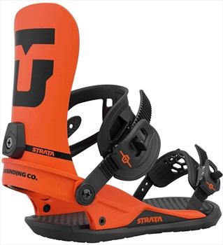 Union Strata Team Snowboard Binding, M Union Orange 2021