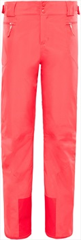 The North Face Presena Women's Ski/Snowboard Pants, M Teaberry Pink