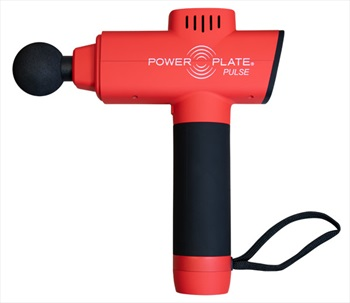 Power Plate Pulse Handheld Vibration Massager, One Size Red