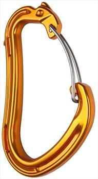 Grivel Carryabiner Ice Screw Holder Carabiner, Orange