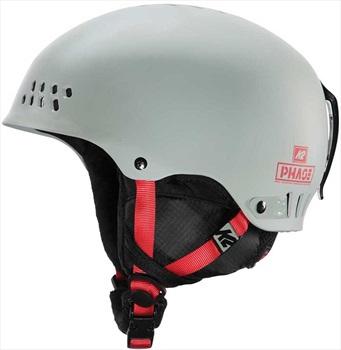 K2 Phase Pro Ski/Snowboard Helmet S Grey