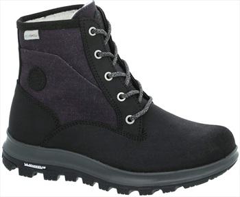 Hanwag Saisa Mid Lady ES Winter Boots, UK 5 Black/Black