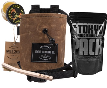 The Connoisseur Climbing Gift Set: Tobacco