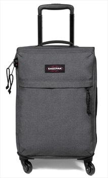 Eastpak Traf'ik 4 S Wheeled Bag/Suitcase, 30L Black Denim
