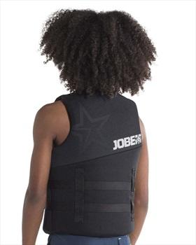 Jobe Neoprene 50N ISO Kids Buoyancy Aid Vest, 6 Black 2019