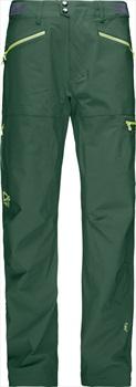 Norrona Falketind Flex1 Softshell Trousers, M Jungle Green