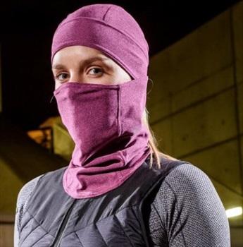 Buff Tech Fleece Neckwarmer One Size Pink