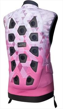 Amplifi Cortex Women's Ski/Snowboard Impact Jacket, L Pink
