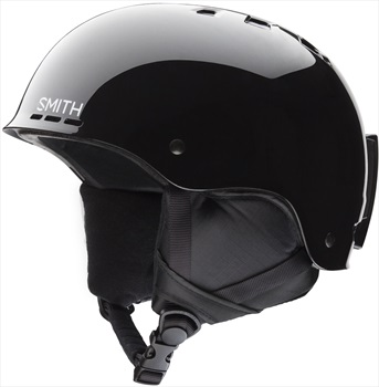 Smith Holt Jr Youth Snowboard/Ski Helmet S Black