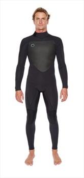 Body Glove Siroko 3/2 Back Zip Surfing Wetsuit, Junior 12 Black