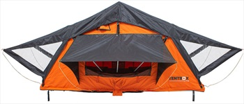 Tentbox Lite Roof Tent Lightweight Car Camping Roof Pod