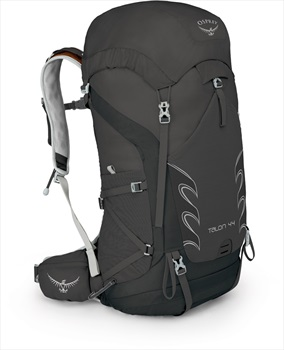 Osprey Talon 44L Daypack S/M Multi-activity Backpack, Black