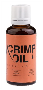 Crimp Oil Extra Hot Massage Oil: 30ml