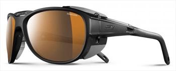 Julbo Explorer 2.0 Cameleon Mountaineering Sunglasses, Matt Black