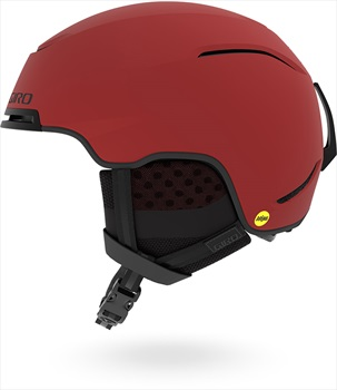 Giro Jackson MIPS Snowboard/Ski Helmet, S Matte Dark Red Sierra